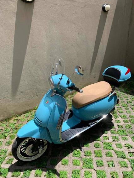 Beta Tempo 150cc Deluxe Impecable Casi Nueva