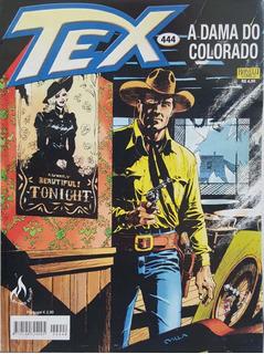 Hq Tex 444 Ed Mythos. Dama Do Colorado / 116pg 2006 (b) E06