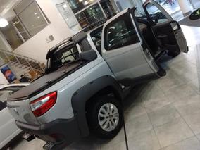 Fiat Strada Adventure 3ptas, Anticipo De $60.500 Y Retira Ya