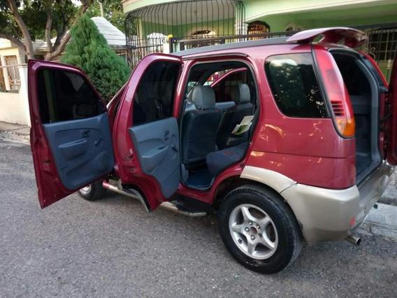 Vendo Daihatsu Terios Año 1998 , 4 Cilindros, Motor 1.3