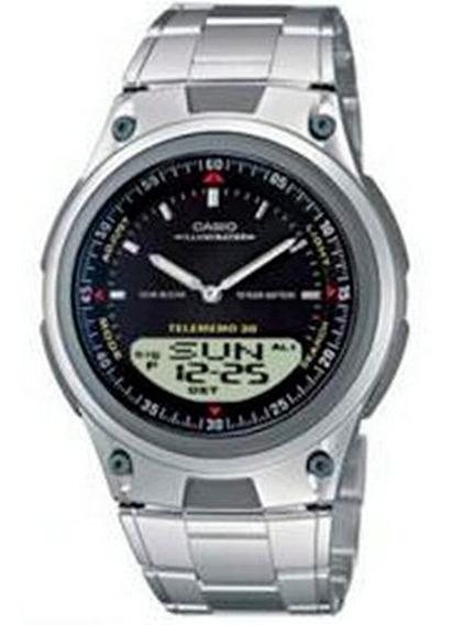 Relógio Casio - Aw-80d-1avdf - Analógico Digital