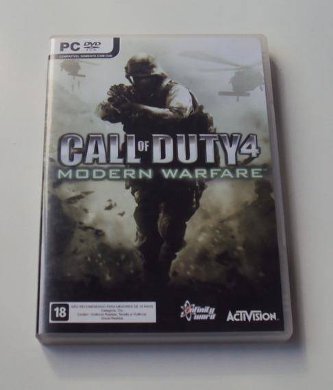 Call Of Duty 4 - Modern Warfare Original Para Pc