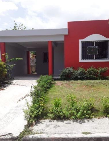Res Los Palmares (villa Mella)