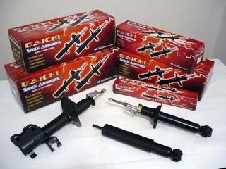 Kit X2 Amortiguador Delantero Kia Cerato 10/13 Daichi Japan