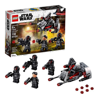 Lego Star Wars Inferni Squad Battle Pack - 75226
