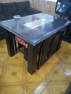 Mesa Comedor Para 4