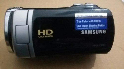 Filmadora Samsung Hmx F900 Hand Cam + Bolsa Brinde