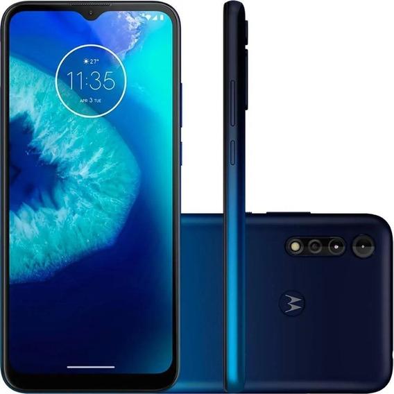 Smartphone Motorola Moto G8 Power Lite Azul Navy 64gb, 4 Gb