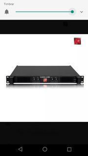 Pkn Lc-4004 Amplificador Potencia Digital, 4x500/8; 4x1000/4