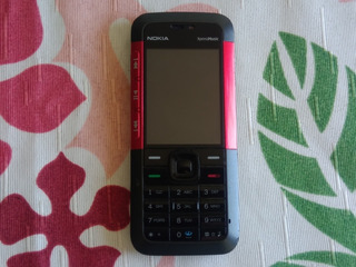 Nokia 5310 Original Com Carregador, Vivo. Ótimo Estado