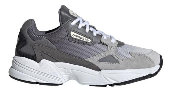 Zapatillas adidas Falcon Gri De Mujer