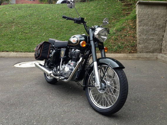 Royal Enfield Bullet Classic 500 Hermosa!!!