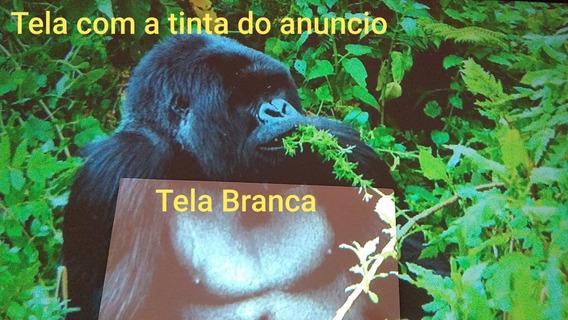 Tinta Para Projeção Parede E Madeiras Imagem Hd, 4k Etc.