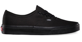 Tênis Vans Authentic Black/black 11732 Original