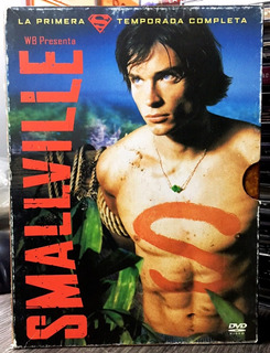 Smallville - La Primera Temporada (2005) 6 Dvds