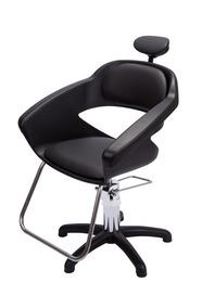 Cadeira Cabeleireiro Hidráulica Salão De Beleza - Dompel