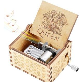 Caja Musical Queen - Bohemian Rhapsody - Nuevas