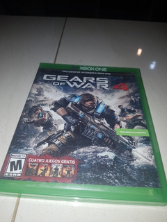 Juego Gears Of Wars 4