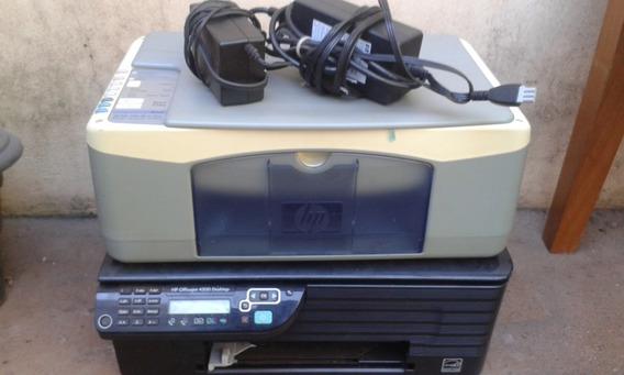 2 Impressoras Multifuncional Hp - No Estado - Para Conserto