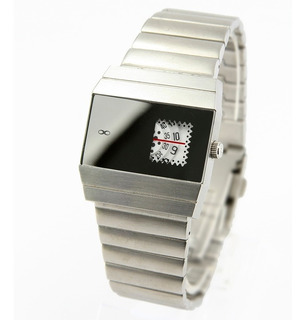 Reloj Analógico Infinit Time Moon - Silver