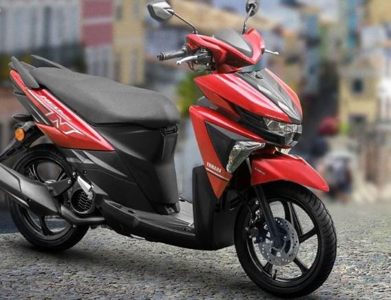 Neo 125 0 Km Vermelha Automática Yamaha