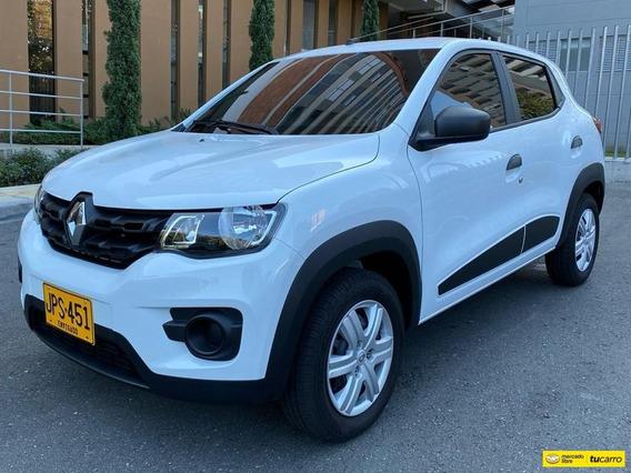 Renault Kwid Zen 1000 Cc Mt