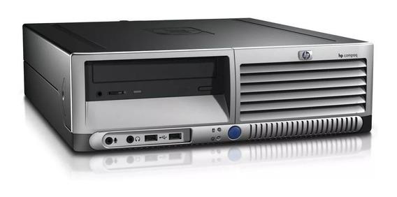 Processador Pentium 4 Ht 3.2ghz Com Ssd 120gb + 3,5gb M Ram