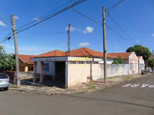 Casa À Venda, 200 M² Por R$ 390.000,00 - Vila Betica - Santa Bárbara D'oeste/sp - Ca2075