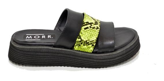 Ojotas Mujer Sandalias Zapatos 3 Tiras Moda 2020 - 35ya