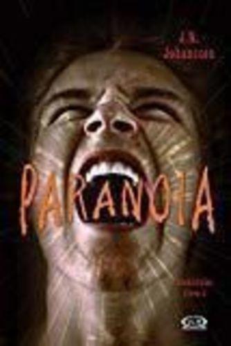 Livro Paranoia - Vol.2 - Trilogia Sonambulos J.r. Johansson