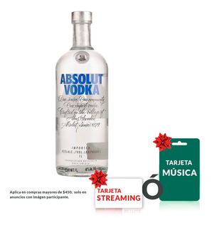 Absolut Vodka Original 1l