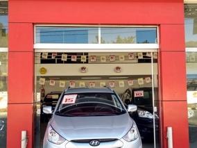 Hyundai Ix35 Gls 2.0 Flex 2015