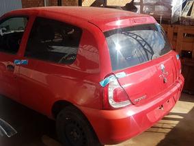 Renault Clio 1.0 16v 2015 - Sucata Para Retirar Peças