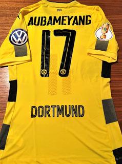 Camisa Borussia Dortmund Final Copa Alemanha De Jogo