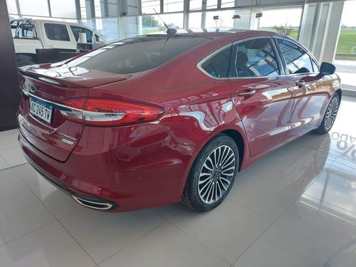 Ford Mondeo Titanium 2.0 Ecoboost 2018 // 4632025