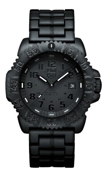Relógio Luminox Navy Seal 3052.bo Promoção!