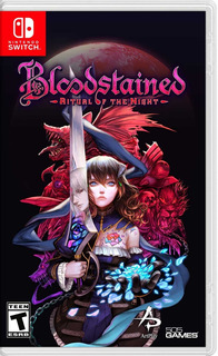 Bloodstained Físico Nintendo Switch + Envio Gratis