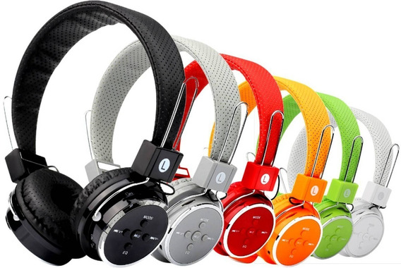 Fone Knup Com Bluetooth Kp-367 Inclui Microfone Original