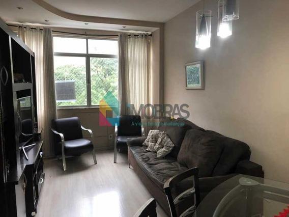 Apartamento-à Venda-humaitá-rio De Janeiro - Boap30536