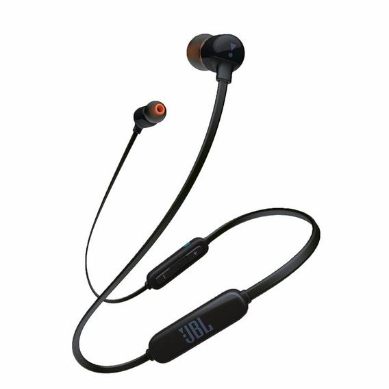 Fone Jbl T110 Bluetooth Preto Garantia 12 Meses