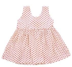 Vestido Regata Godê Estampado Para Bebês Modelos