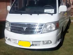 Vendo Microbus Escolar Capacidad 16 Pasajeros Marca Foton