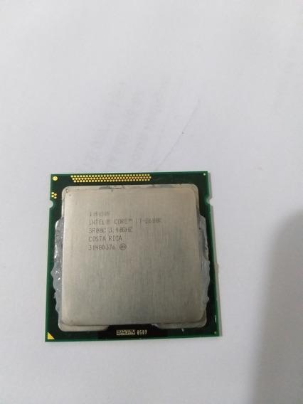 Processador Intel Core I7 2600 3.40ghz
