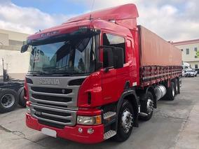 Scania P310 2015 8x2 Automatica