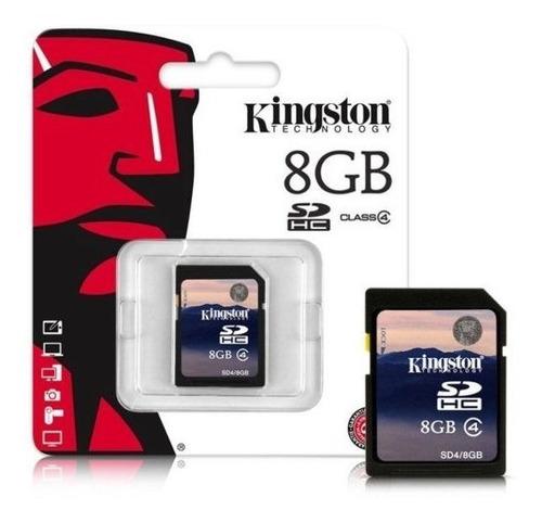 Cartão De Memoria Sdc4/8gb-kingston
