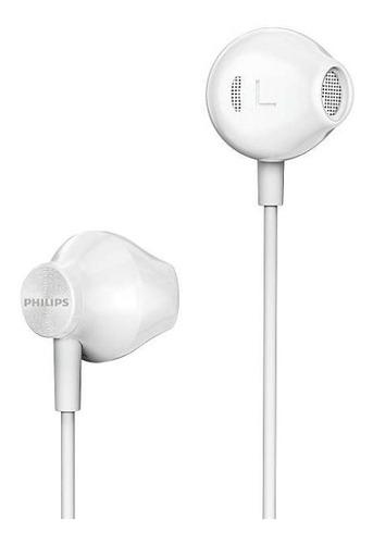 Imagen 1 de 6 de Auriculares Philips In Ear Economicos Sonidos Graves Pcreg