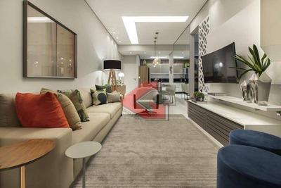 Apartamento Com 3 Dormitórios À Venda, 65 M² Por R$ 560.000 - Santa Maria - São Caetano Do Sul/sp - Ap2742