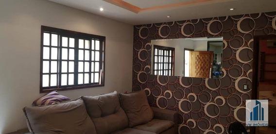 Casa Com 2 Dormitórios À Venda, 100 M² Por R$ 480.000 - Jardim Santa Clara - Guarulhos/sp - Ca0004