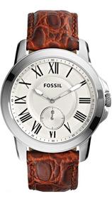Relógio Fossil Masculino Maculino Slim Fs4963/0xn