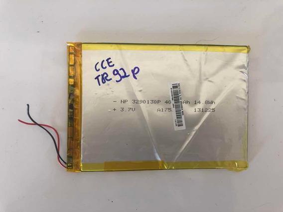 Bateria Tablet Cce Tr92 P Original 4000 Mah 3.7 V 14.8wh